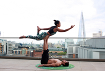 Acro Yoga, Unsplash.com