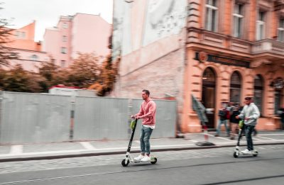 E Scooter, marek-rucinski, Unsplash