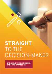 White Paper Straight to the decision-maker