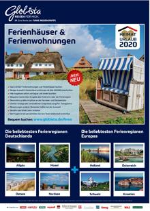 Sonderthema Ferienhäuser und -wohnungen