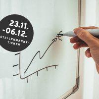 Update zum Stellenmarkt Dezember 2020