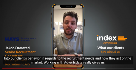 index Advertsdata video - what our clients say about us