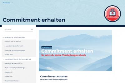 Recxplorer Commitment
