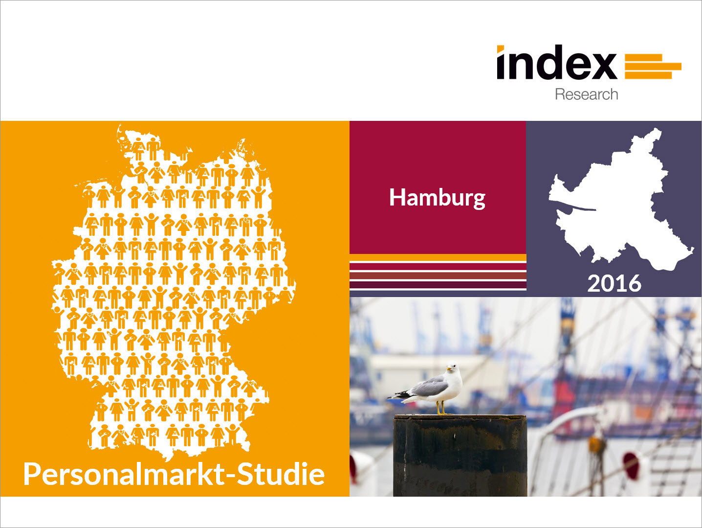 index Personalmarkt-Studie Hamburg