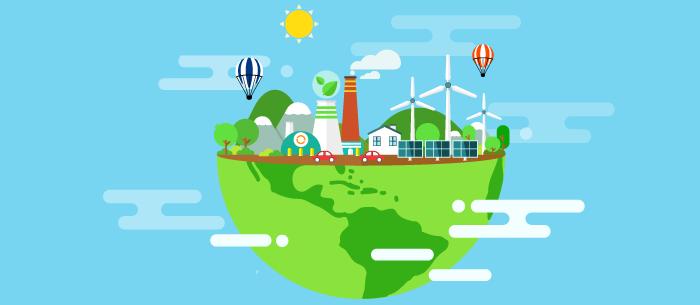 Klimawandel und Umwelt auf dem Stellenmarkt