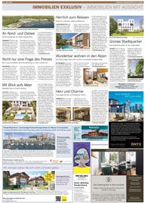 Sonderthema Immobilienmarkt