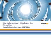 index Stellenanzeigen-Report