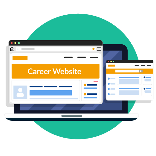 Mehr Bewerber über die Karriere-Webseite