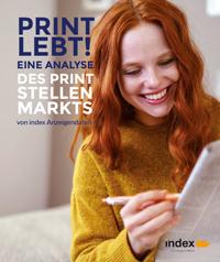 Studie Print lebt! Eine Analyse des Printstellenmarkts