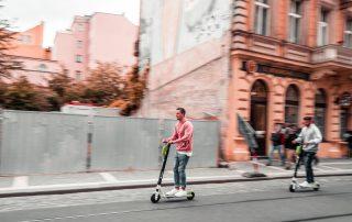 E Scooter, marek-rucinski, Unsplash