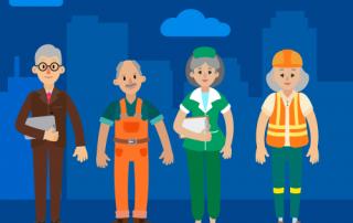Jobs für Rentner