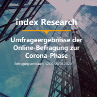 Studie Recruiting während Corona von index Research